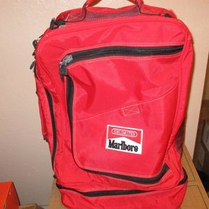 Marlboro Unlimited vintage Bag backpack 1980s rare